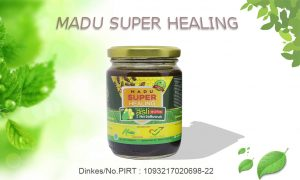 madu super healing